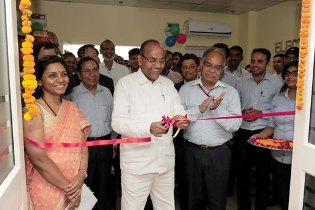 Icat test facilities Inauguration